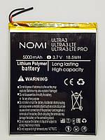 """Аккумулятор Nomi C101012 C101030 C101040 Ultra3 LTE PRO 10"""" 4G 5000mAh новый оригинал"""