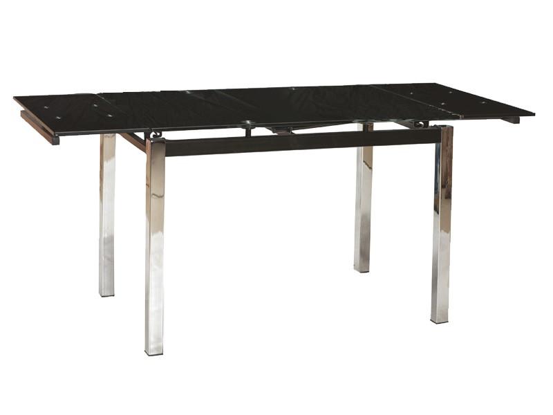 Стол ТВ 017 (черный) (без рисунка)