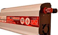 Преобразователь напряжения мощность 300Вт Luxeon IPS-600MC 12V-220V c зарядкой, автомобильный инвертор