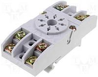 Контактная колодка GZU8 для реле R15 2 CO