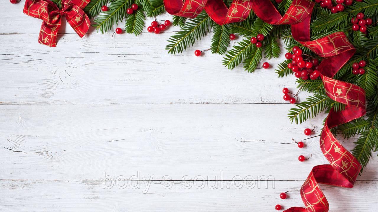 Фотофон виниловый, новогодний 1309018