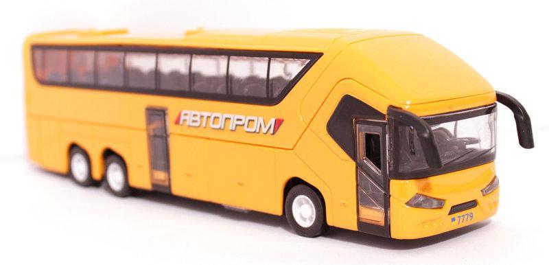 Автобус металлический Автопром 7779