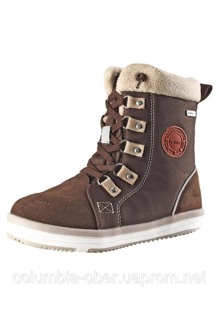 Зимние ботинки для мальчика Reimatec 569360-1890. Размеры 24-38.