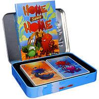 Игра настольная с картами Home sweet home Дом милый дом
