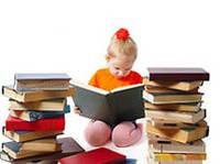Книги детям (сказки, раскраски, энциклопедии)