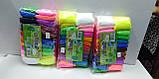 Масса для лепки 24 цвета + 3 стека, фото 2