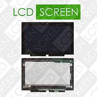 Модуль для планшета Lenovo IdeaPad Yoga 11, черный, дисплей + тачскрин
