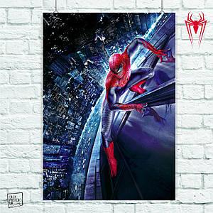 Постер The Amazing Spider-Man, Удивительный Человек-Паук. Размер 60x43см (A2). Глянцевая бумага