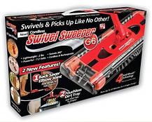 Электровеник Swiver Sweeper G6, фото 3