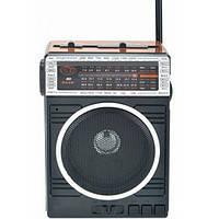Радиоприемник колонка MP3 Golon RX-078 Wooden, фото 2