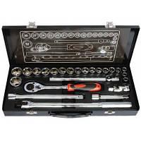 Набор инструмента,головок от10-32 Intertool ET-6025