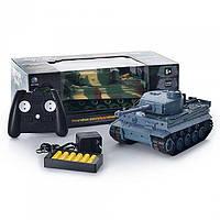 Гусеничный танк на радиоуправлении