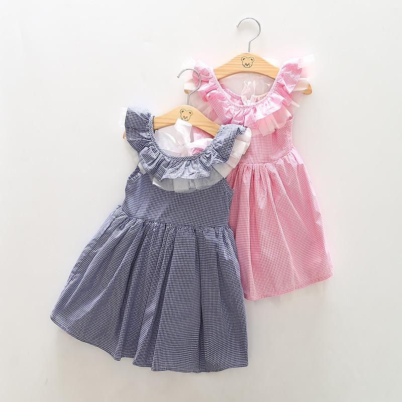 4ce20453ea5867a Недорогие детские летние платья - Интернет-магазин