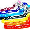 Многофункциональная крем-краска Lisap Splasher Синий 60 мл, фото 4