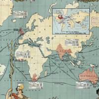 Карты (географические, из игр, книг)