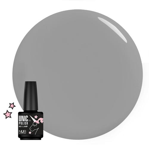 Лак для ногтей NUB UNICORN 25 Светлый серый 14 мл