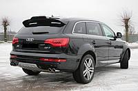 Спойлер крышки багажника Audi Q7 в стиле ABT