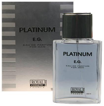 Platinum E.G edt M 100ml, фото 2