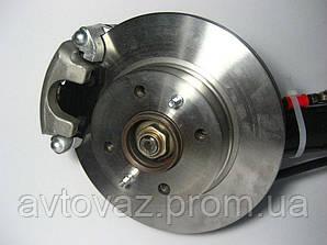 Задні дискові гальма ВАЗ 2121-2123 Нива Шевроле, гальмівний. диски 2 шт. TORNADO