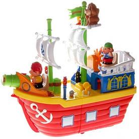Игровой набор KiddielandPreschool Пиратский Корабль g038075