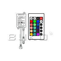 Контроллер для светодиодной ленты BUKO ВК8022 72W RGB