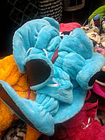 Тапочки махровые сапоги  ассорти  (К.Т.Р.), фото 1