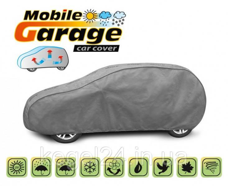 Чехол тент для автомобиля Mobile Garage, размер L1 Hatchback ОРИГИНАЛ! Официальная ГАРАНТИЯ!