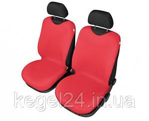 Защитные чехлы-майки на сидения Shirt Cotton, 2 шт красные ОРИГИНАЛ! Официальная ГАРАНТИЯ!