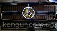 Эмблема LED Mercedes