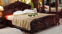Кровать двуспальная Олимпия 180 с каркасом  Миромарк