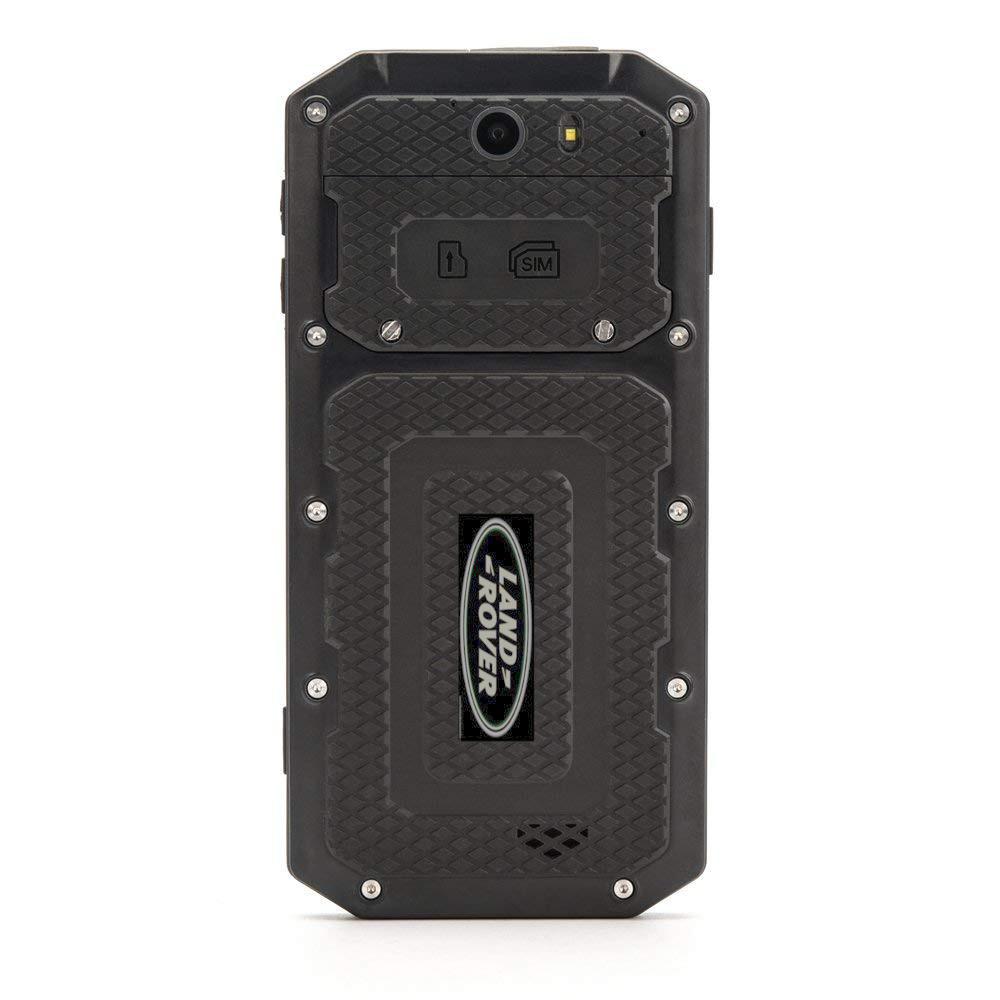 Защищенный Land rover X18 black 2+16GB