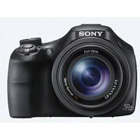 Цифровой фотоаппарат SONY Cyber-Shot HX400 (DSCHX400B.RU3), фото 1