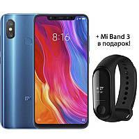 Xiaomi Mi8 6/256GB CDMA+GSM Blue
