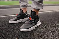 Мужские кроссовки Nike Air Force 270 Black / White(реплика)