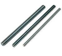 Шпилька метрическая 8мм 1метр (DIN975)