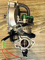 Универсальный газовый редуктор для генератора
