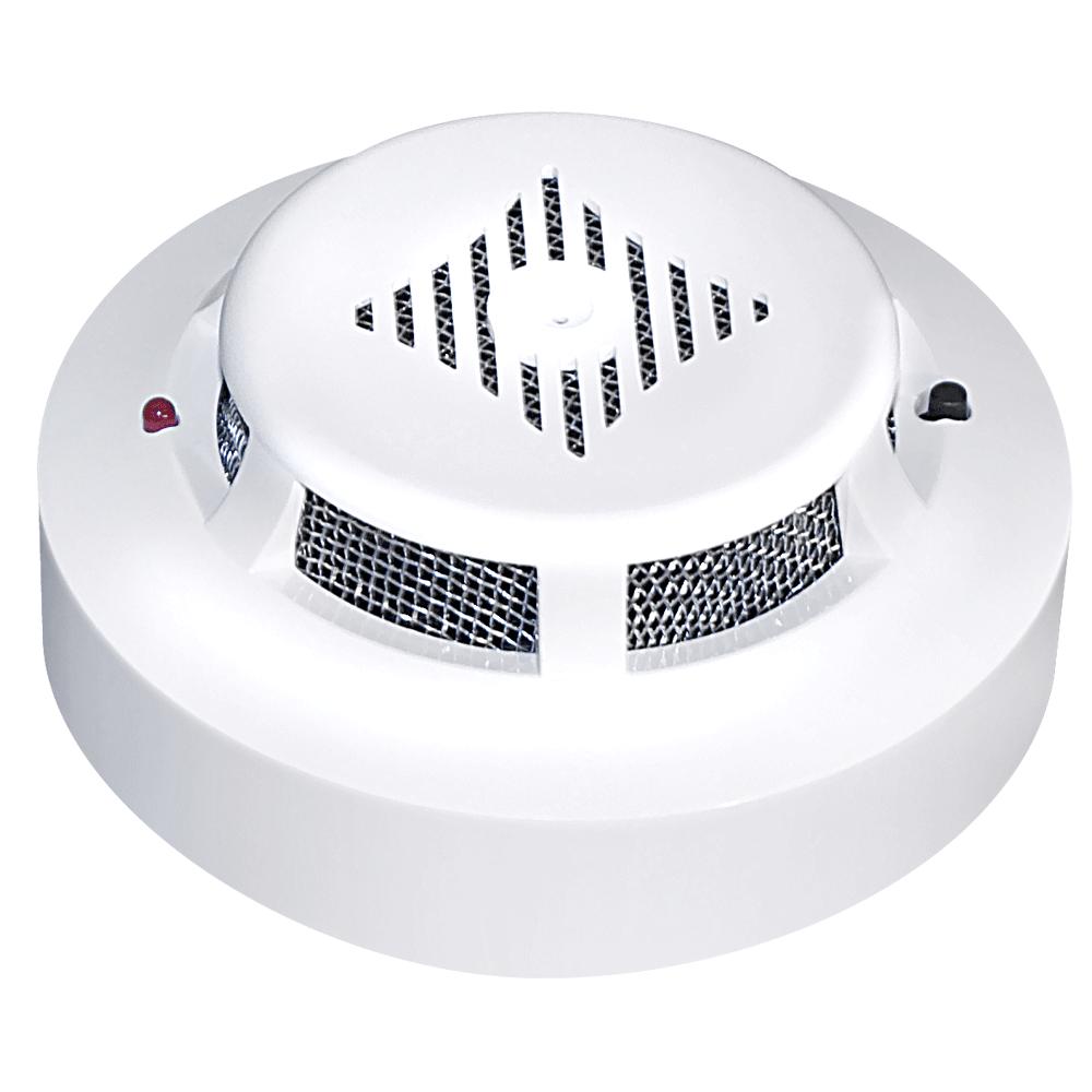 Датчик диму пожежний СПД-3.10 з базою Б01