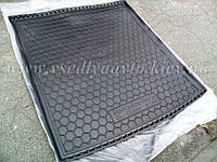 Коврик в багажник MERCEDES GL-class X164 (AVTO-GUMM) пластик+резина