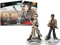 Disney Infinity 3.0 Star Wars Finn and Rey