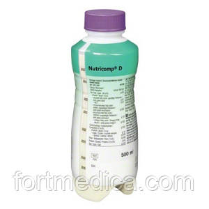 Нутрикомп Д (диабет) 500мл Б.Браун