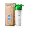 """СВОД Корпус магистрального фильтра для холодной воды 10"""" с картриджем механической очистки (Smart-подключение)"""