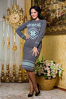 Комплект Теплый юбка и свитер