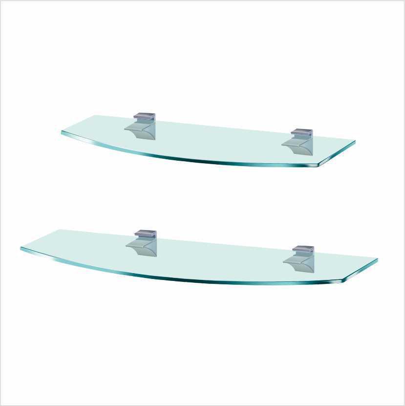 Комплект стеклянных полок Commus PL K 6R/7R/Laz (лазурный)