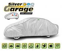 Защитный тент для автомобиля Silver Garage, размер XL Sedan