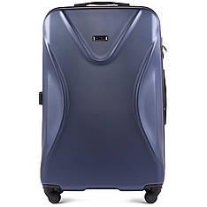Вализа / чемодан дорожній ультралегкий чемодан Wings 518 великий 79 л. 25 місяців гарантія
