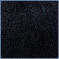 Пряжа для вязания Valencia Velloso ИСПАНИЯ, 11% кролик ,51% шерсть, 38% акрил, 620 цвет черный