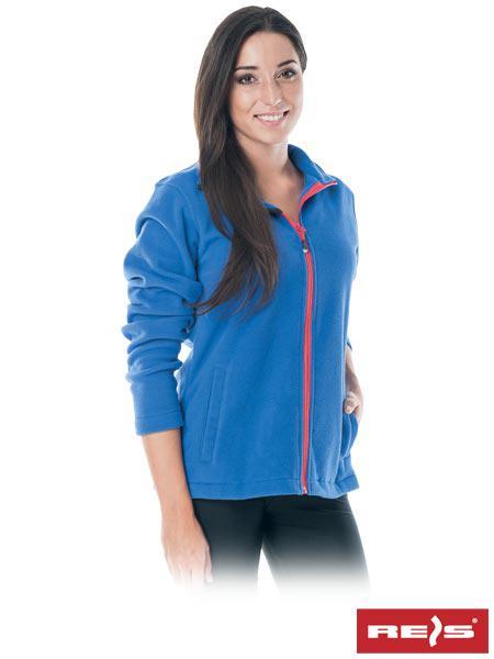 Флисовая куртка женская POLLADYDS N
