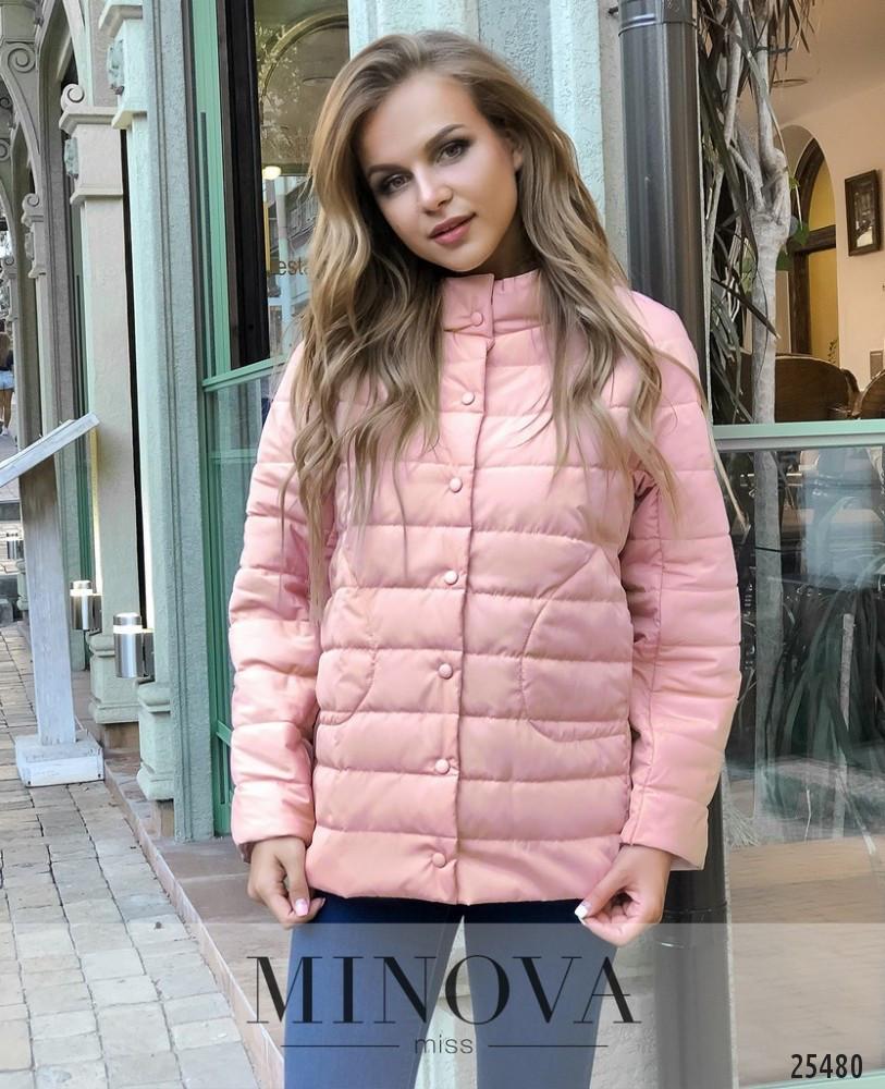 Демисезонная женская куртка  р. 44,46,48