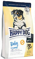 """Cухой корм """"Happy Dog Supreme Young Line Baby Grainfree"""" 30/16 (для щенков средних и крупных пород до 6 мес) 10 кг"""