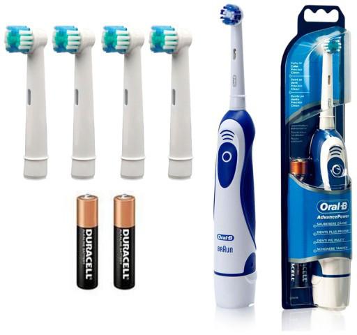Електрична зубна щітка  ORAL-B